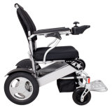[فولدبل] [ليثيوم بتّري بوور] كرسيّ ذو عجلات لأنّ يعجز ومسنّون