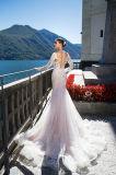 Ariana Nixe-langes Hülsen-Hochzeits-Kleid