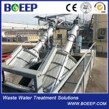 Machine van het Scherm van de Staaf van de Roterende Trommel van het roestvrij staal de Mechanische voor de Behandeling van het Water