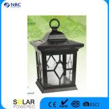 Solar al aire libre de parpadeo luz de la vela / Solar té luz de la vela