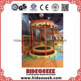 De reusachtige Kuil van de Bal met de Apparatuur van de Speelplaats van Kinderen voor Binnen