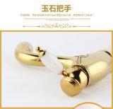 Rubinetto d'ottone del bacino della nuova giada di disegno (Zf-708)