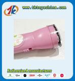 Игрушка факела малышей смешная пластичная миниая светлая для малышей