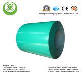 Bobina de aço galvanizada Prepainted para a telhadura PPGI