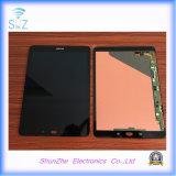SamsungギャラクシータブT810のためのタブのパッドのタッチ画面LCDはアセンブリを表示する