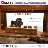 Color/RGB pieno HD LED che fa pubblicità schermo di visualizzazione fisso dell'interno della parete di P2/P2.5/P3/P4/P5/P6 LED al video per la costruzione, il negozio, il sistema di controllo, ecc