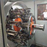 Machine à grande vitesse de tressage de fil de boyau en métal