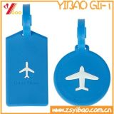 Etiqueta de bagagem / bolsa de PVC de borracha de alta qualidade