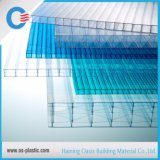 strati del policarbonato di Makronlon del policarbonato di Lexan del tetto del policarbonato di 6mm
