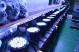 결혼식 훈장 54PCS는 색깔 또는 풀 컬러 LED 동위 빛 골라낸다