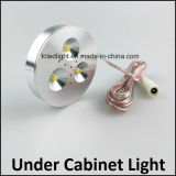 3W点ライトDownlightの表示ランプ