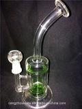 ガラスの煙る配水管のIlladelphのビーカーA027