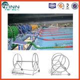 Bobine de corde de voie de couverture de rouleau de piscine d'accessoires de piscine