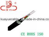 Cable óptico GYTA53/cable del ordenador/cable de datos/cable de la comunicación/cable/conector audios