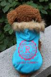 Haustier-Hunde-Kleidungs-Winter-Mantel