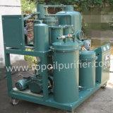 Première installation d'épuration d'huile à moteur de noir de pétrole hydraulique de fabrication (TYA)