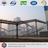 De geprefabriceerde Structuur van het Staal van de Transportband voor Chemische Industrie
