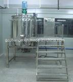 Réservoir de mélange liquide de GMP pour des produits cosmétiques de crème de main de lotion de shampooing