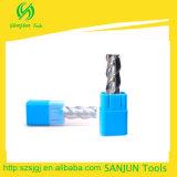 Taglierina di alluminio del diametro 20mm/laminatoi di estremità solidi del carburo per i formati del laminatoio estremità/dell'alluminio