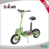 """2 """"trotinette"""" elétrico do retrocesso Foldable da mobilidade 48V da cidade da roda (SZE500S-2)"""
