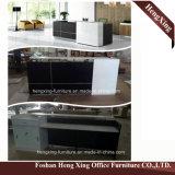 (HX-5N235) Офисная мебель MFC белой таблицы счетчика приема офиса деревянная