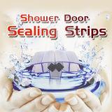 ガラスシャワーのドアのためのPVCシーリングストリップ