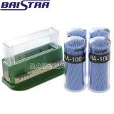 Cepillo micro disponible del color azul marino del material dental