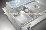 Nuevo estilo comercial eléctrico Baño María para la venta 2015 con mejor puntuación