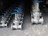 150lb válvula de porta padrão do corpo do ANSI Wcb