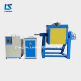 Mittelfrequenzinduktions-schmelzender Ofen für Aluminiumeinschmelzen (LSZ-35)