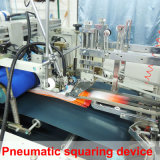 Automatische Faltblatt Gluer Hochgeschwindigkeitsmaschine (SQ-850PC-R max. Geschwindigkeit 600m/min)