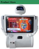 Innenspielplatz Interative Roboter mochte Videospiel-Maschine