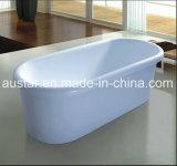 vasca da bagno moderna di ellisse di 1750mm (AT-1107)