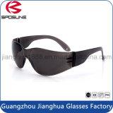Vidrios al aire libre oscuros de la protección de la soldadura de la venta al por mayor del desgaste del ojo de la seguridad del trabajo con las lentes oscuras