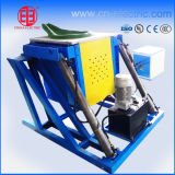 Малая печь индукции IGBT в плавя алюминии