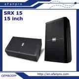Estilo clássico do monitor profissional do estágio do altofalante de 15 polegadas PRO áudio (SRX715)