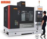 Fresatrice di CNC per il taglio e la scanalatura del metallo, commutatore di alluminio degli strumenti dell'automobile (EV1060M)