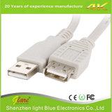 Cavo di estensione del USB per il caricatore del telefono mobile