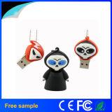 2016년 중국 Manufacter 유령 Halloween 선물 USB 지팡이