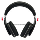 Bluetoothのヘッドホーンを取り消す実行中の騒音