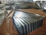 عادية - قوة [كرّغتد] يغلفن معدن تسليف صفح في إفريقيا
