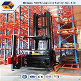 Cremalheira resistente do armazenamento do armazém de Vna com o Ce Certificated