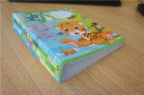 Cahier en gros de livre À couverture dure de papeterie d'école