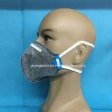 Masque actif plié remplaçable de Securiy de carbone de Ffp1 Ffp2