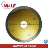 Diamant-kontinuierliche Kreisausschnitt-Platte für Keramikziegel