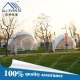 Tente en aluminium de dôme de structure, tente de dôme pour l'usager extérieur