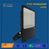 luz de inundación al aire libre de 240W SMD3030 LED