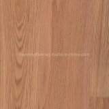 Plancher en PVC pour basketball Indoor Maple Wearable Roll Wood Pattern 6.5mm