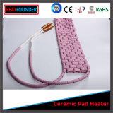 Aquecedor de almofada cerâmico flexível elétrico de alta qualidade personalizado