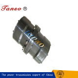 China Fornecedor Wg2 Steel Sleeve Rigid Gear Coupling